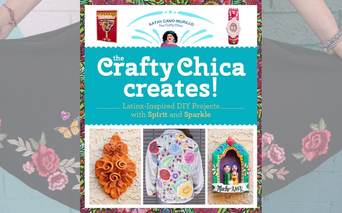 Crafty Chica Creates book