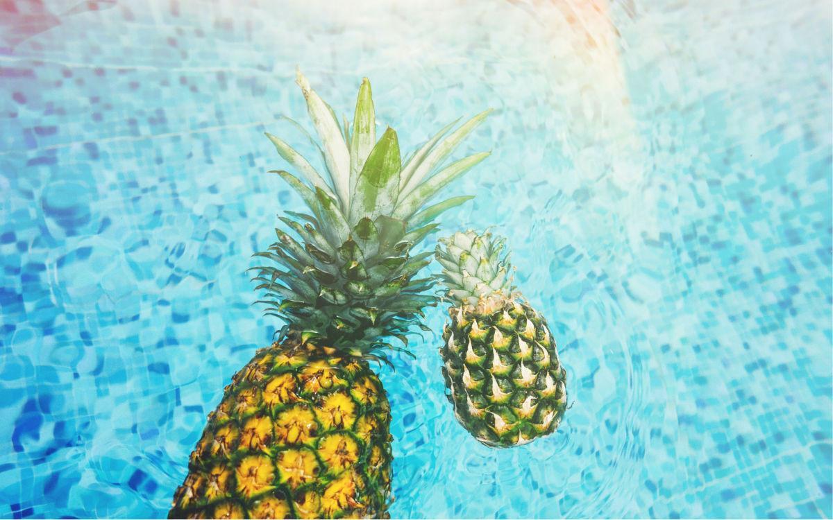pineapple-summer-pool