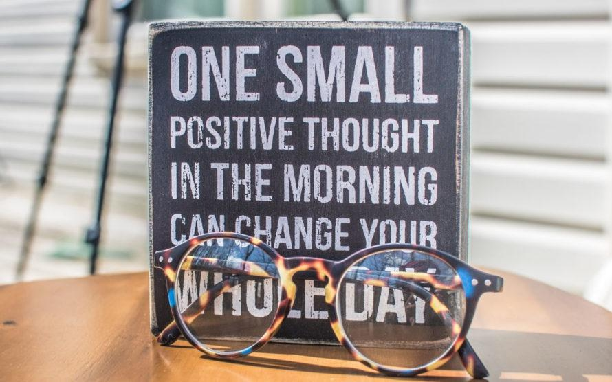 positivity! #craftychica