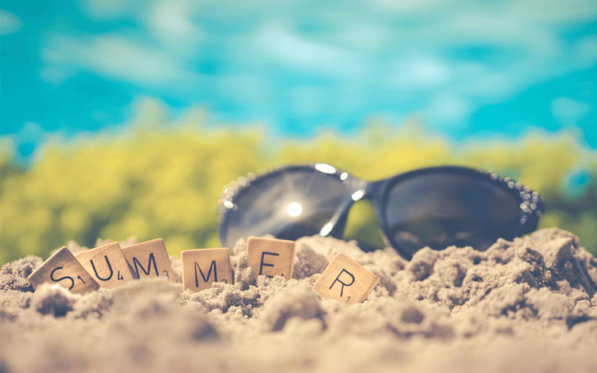 Summer vibes #craftychica #summeractivites