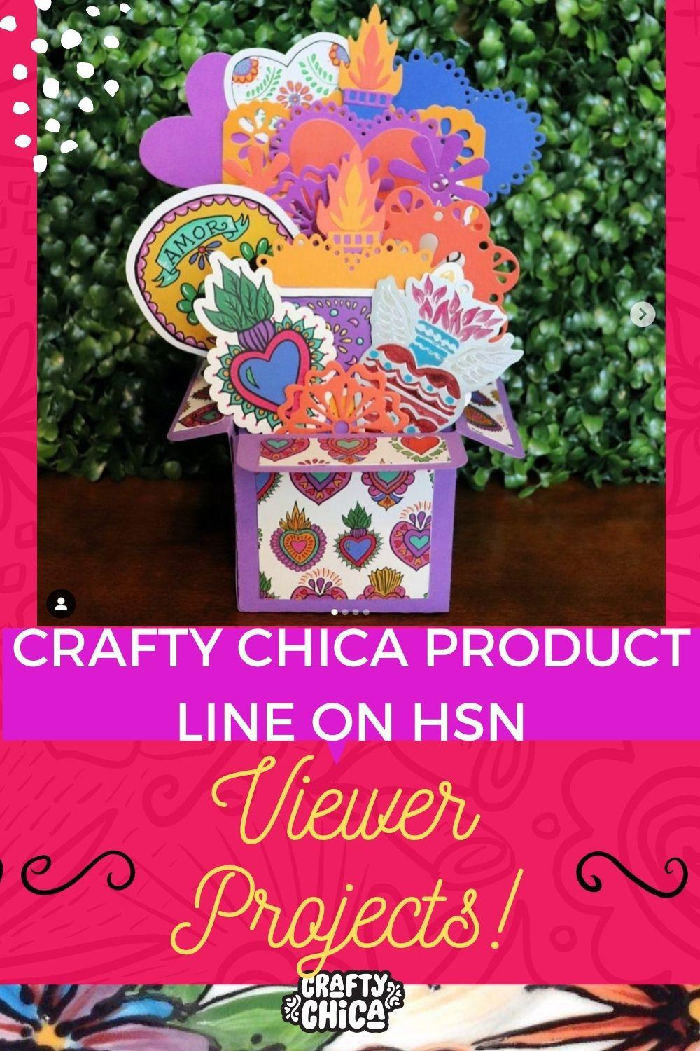 Crafty Chica product line on HSN