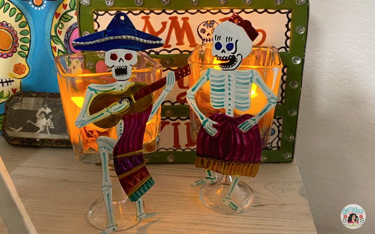 Day of the Dead Candelarias