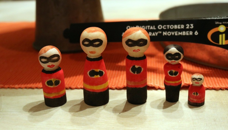 Incredibles 2 party