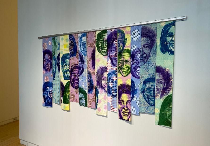 Mesa Arts Center, Harold Lohner show. #craftychica