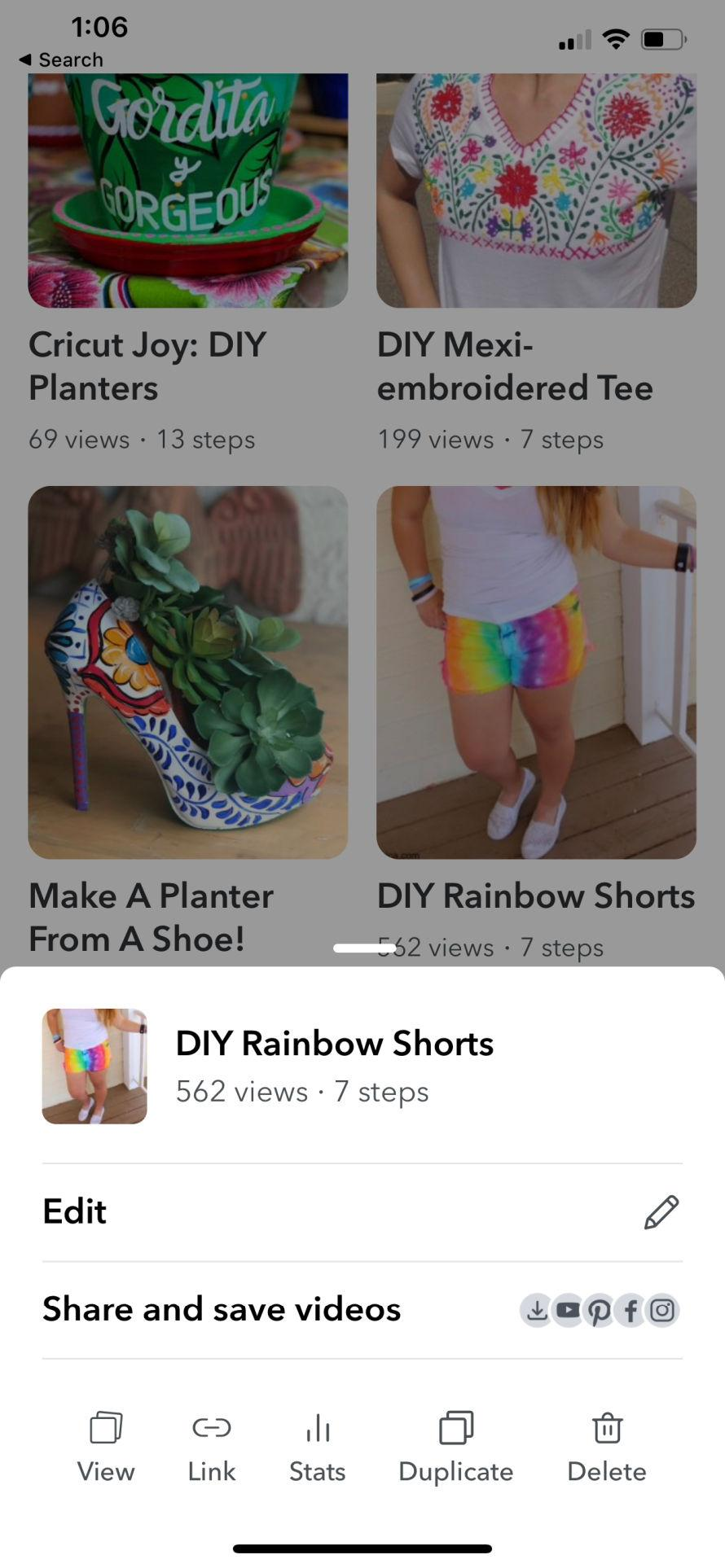 3 ways to use the jumprope app! #craftychica #jumprope