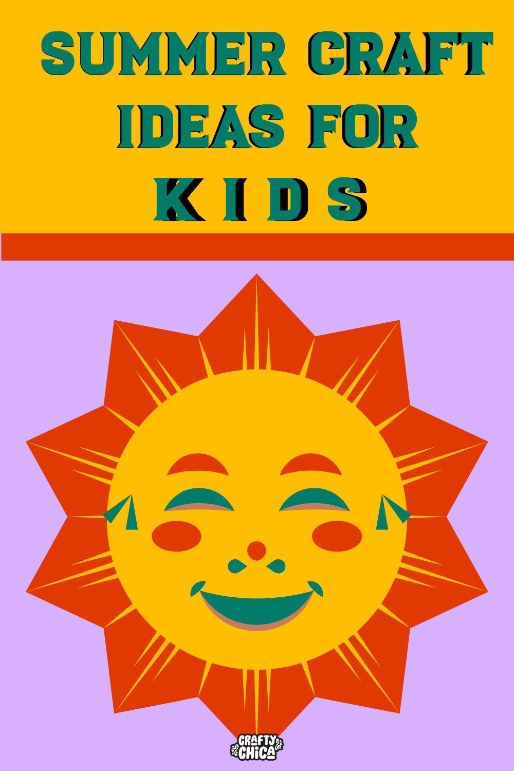 SUMMERcrafting for kids
