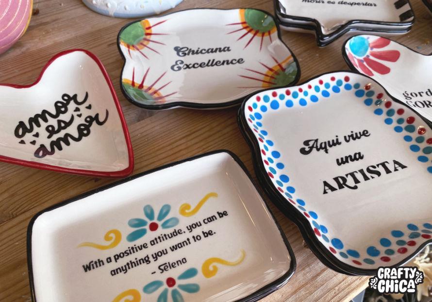 DIY Silkscreens using Ikon Art Stencil Maker #craftychica #diysilkscreens #ikonart