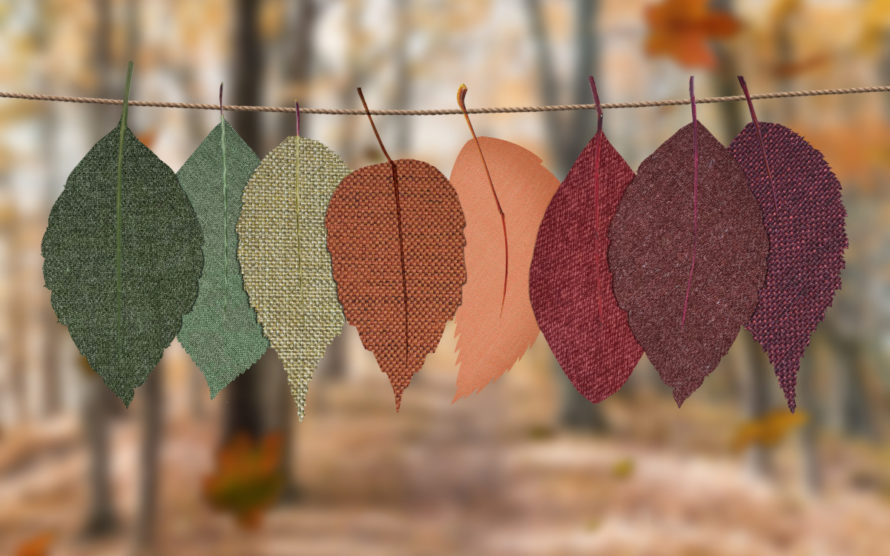 fall-leaves #craftychica #podcast