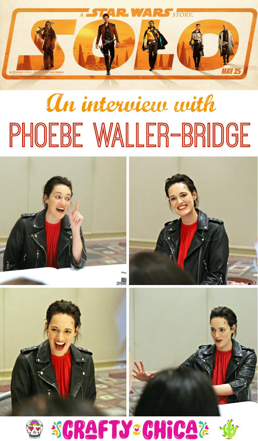 Phoebe Waller-Bridge interview