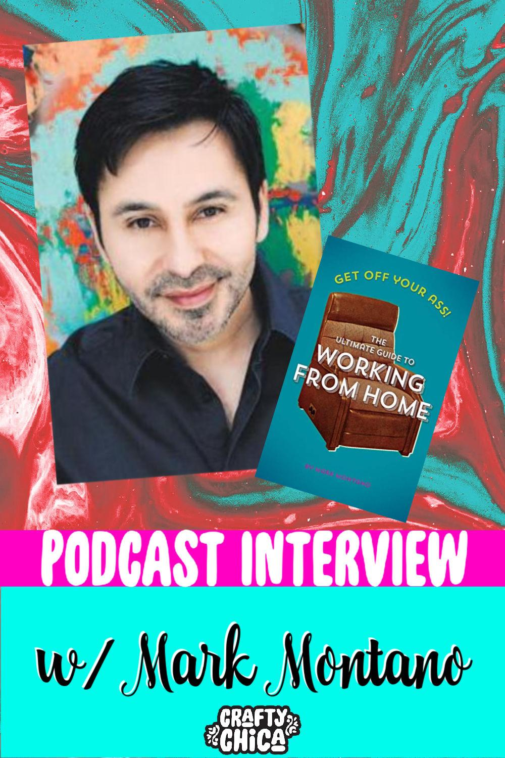 Work from home tips with Mark Montano