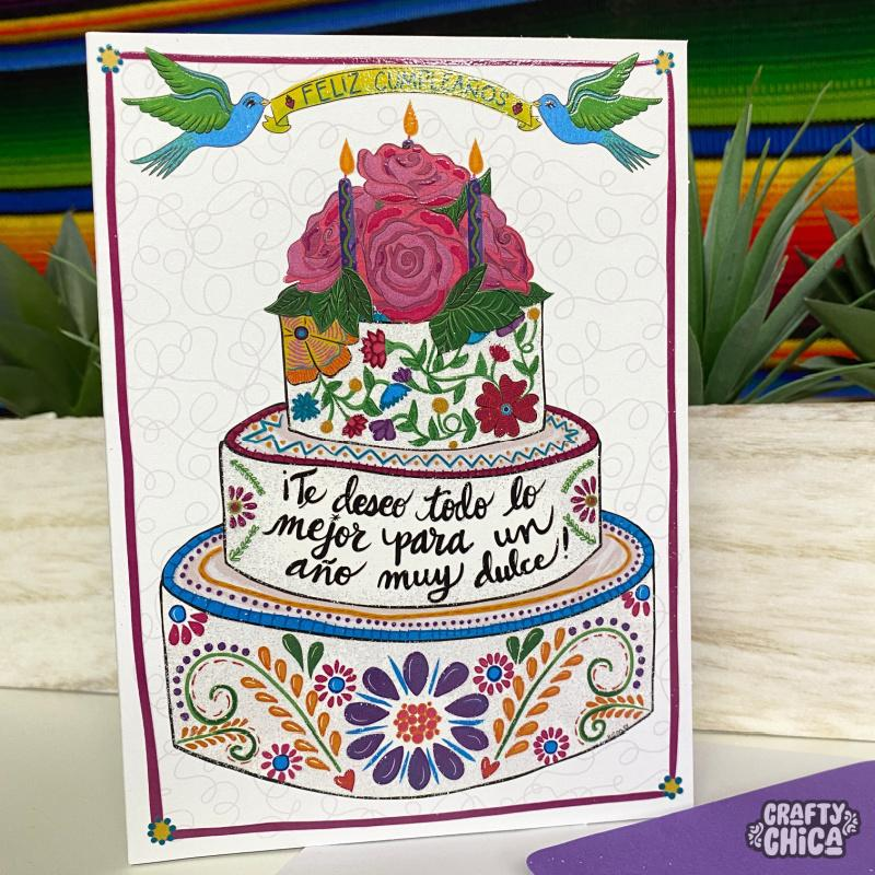 Crafty Chica Greeting Cards