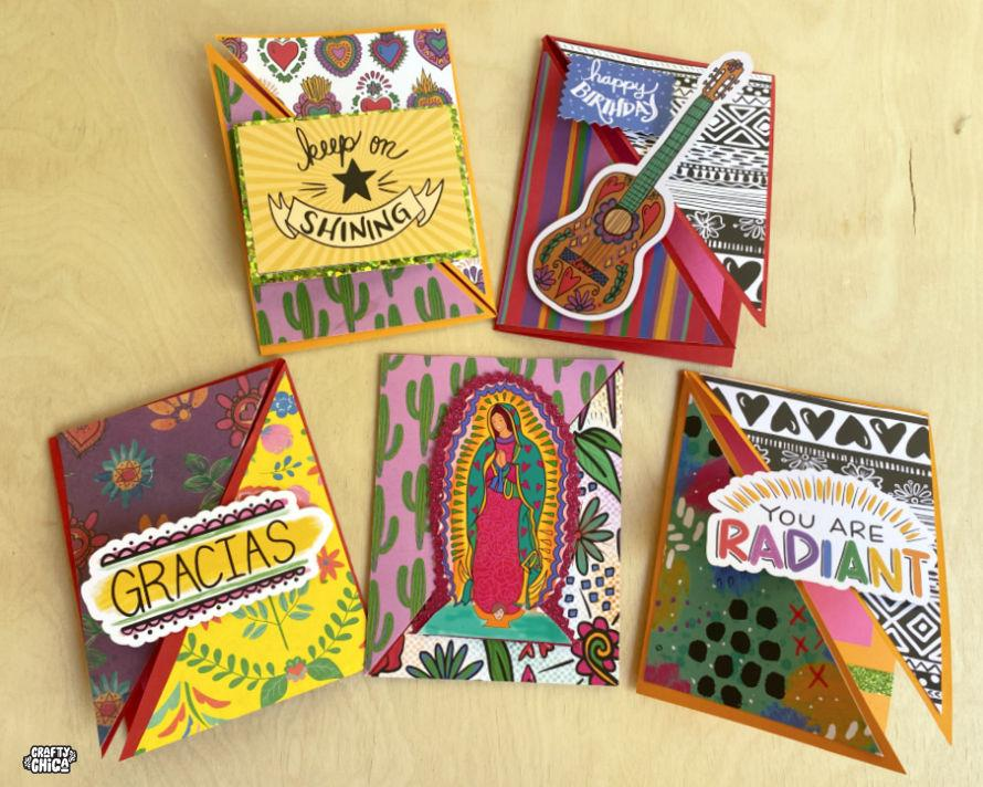 Crafty Chica papers