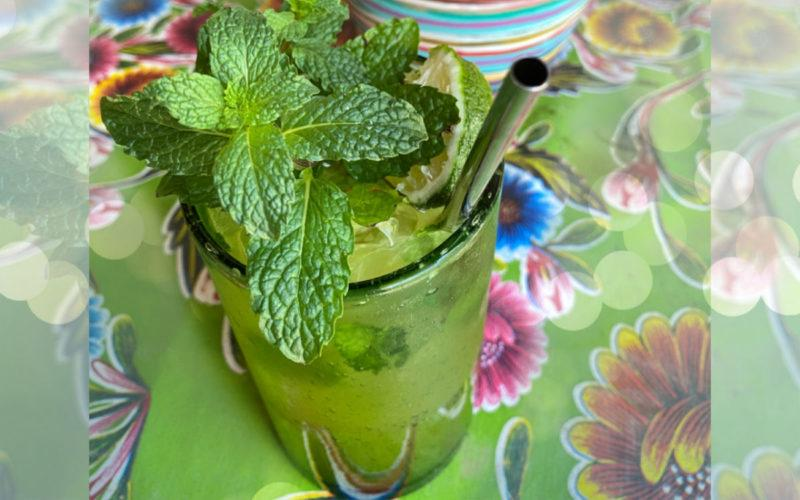 How to make the perfect mojito! #craftychica #mojitorecipe