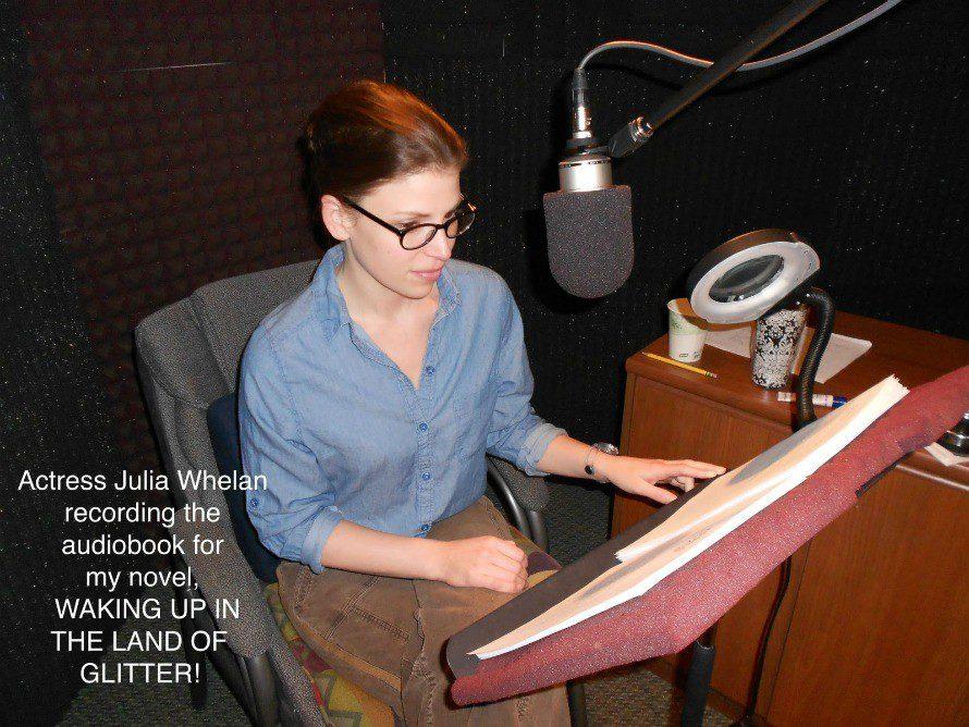 Julia Whelan1