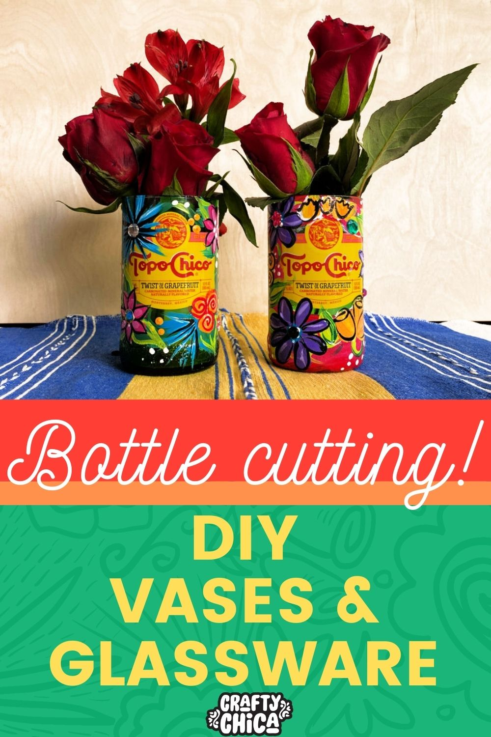 bottle cutting: How to cut bottles into vases or glasses