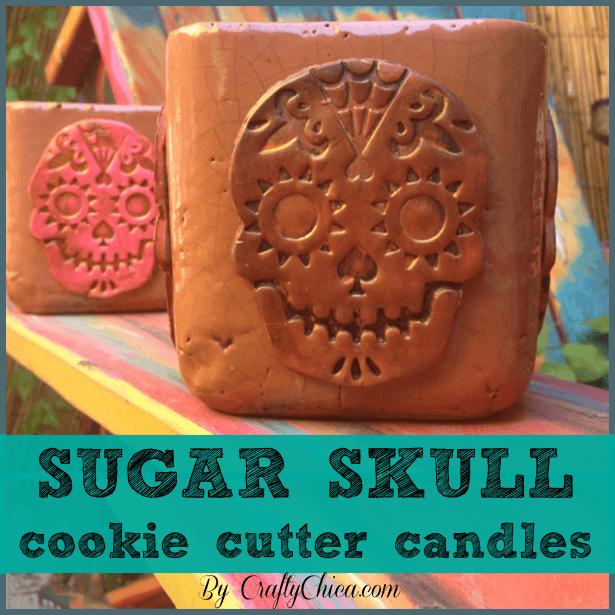 sugar-skull-candles