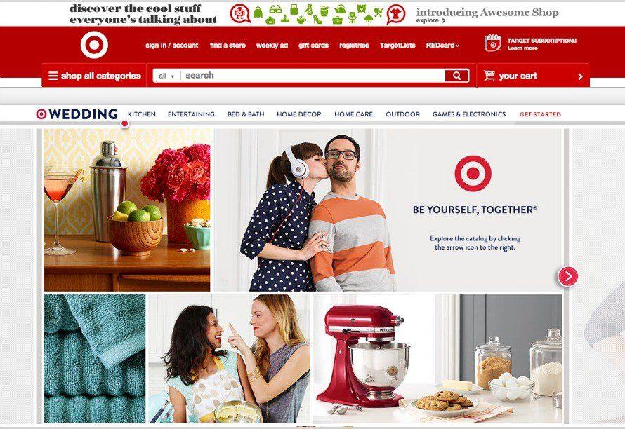 target-gift-registry