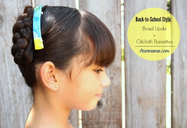 braid-updo-girls-hairstyle-oilcloth-barrettes