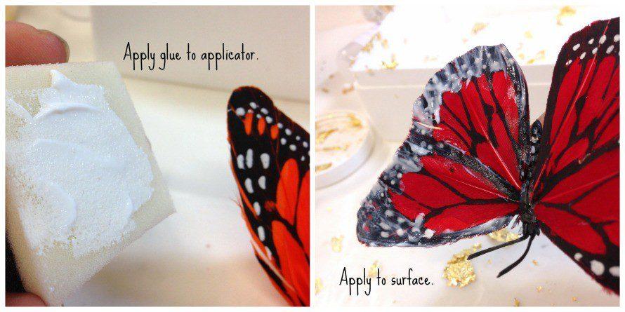 butterfly-glue