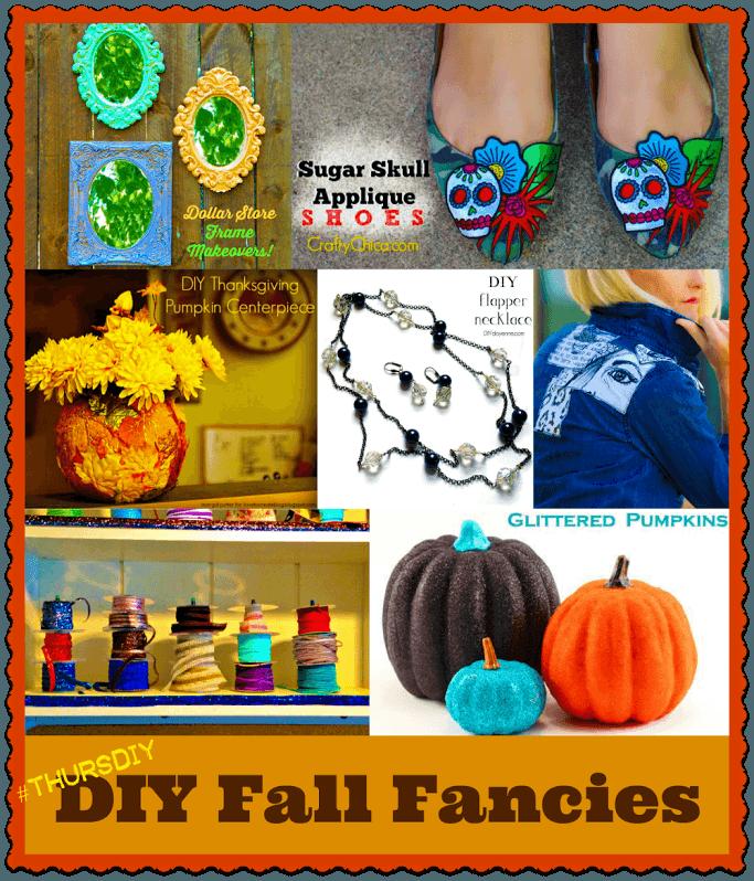 DIY Fall Fancies