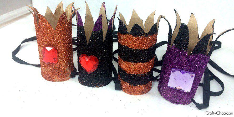 glittered-halloween-crowns3