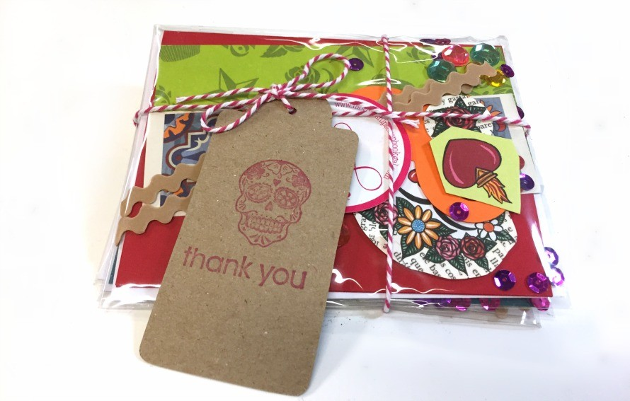 Card kits by MothershipScrapbookGal.com