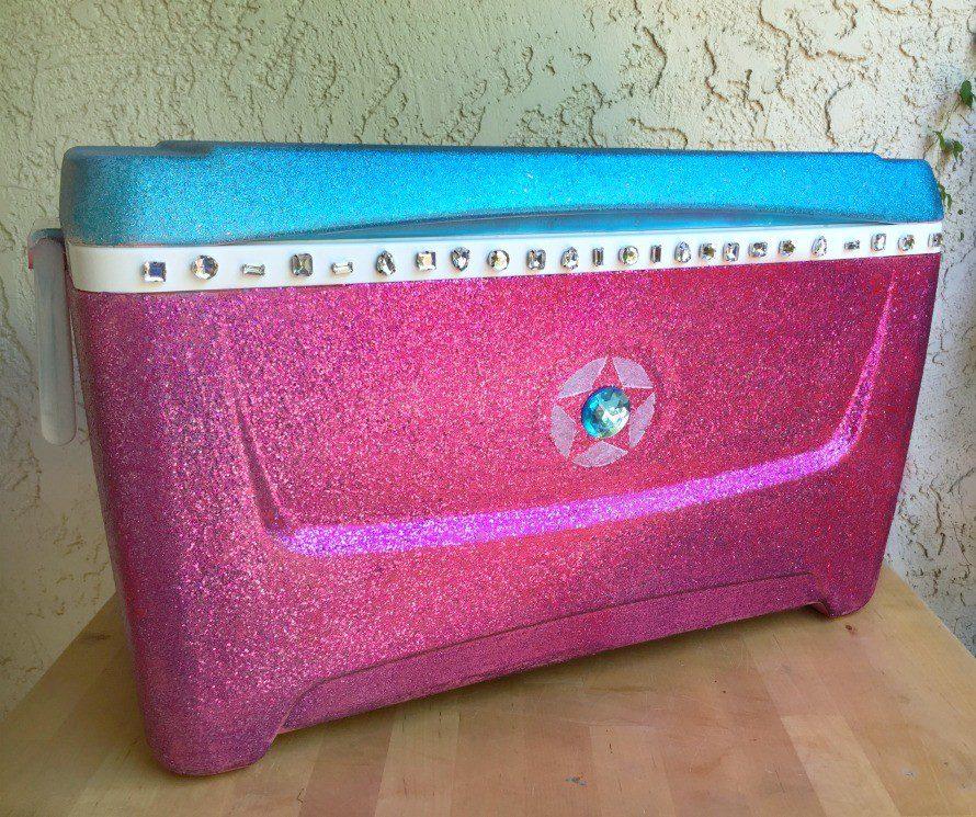 glittered-cooler