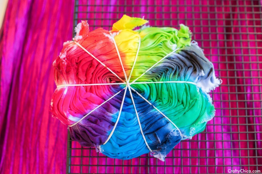 Tie Dye Techniques To Try The Crafty Chica Crafts Latinx Art Creative Motivation