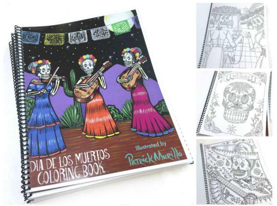murillo-coloring-book