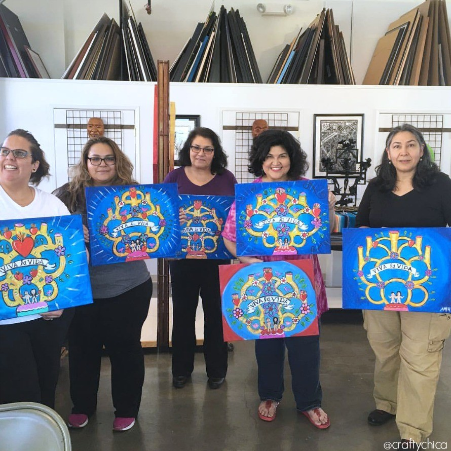 crafty-chica-painting-class