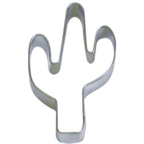 Mini-cactus cookie cutter
