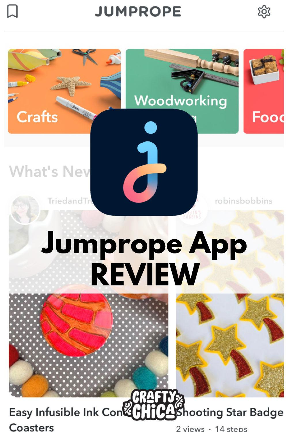 Jumprope app review