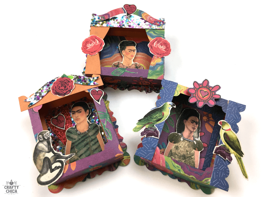 Frida shadow boxes