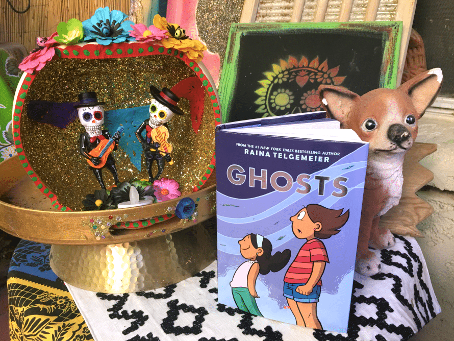 ghosts-book