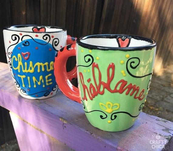 Chisme Time Mug
