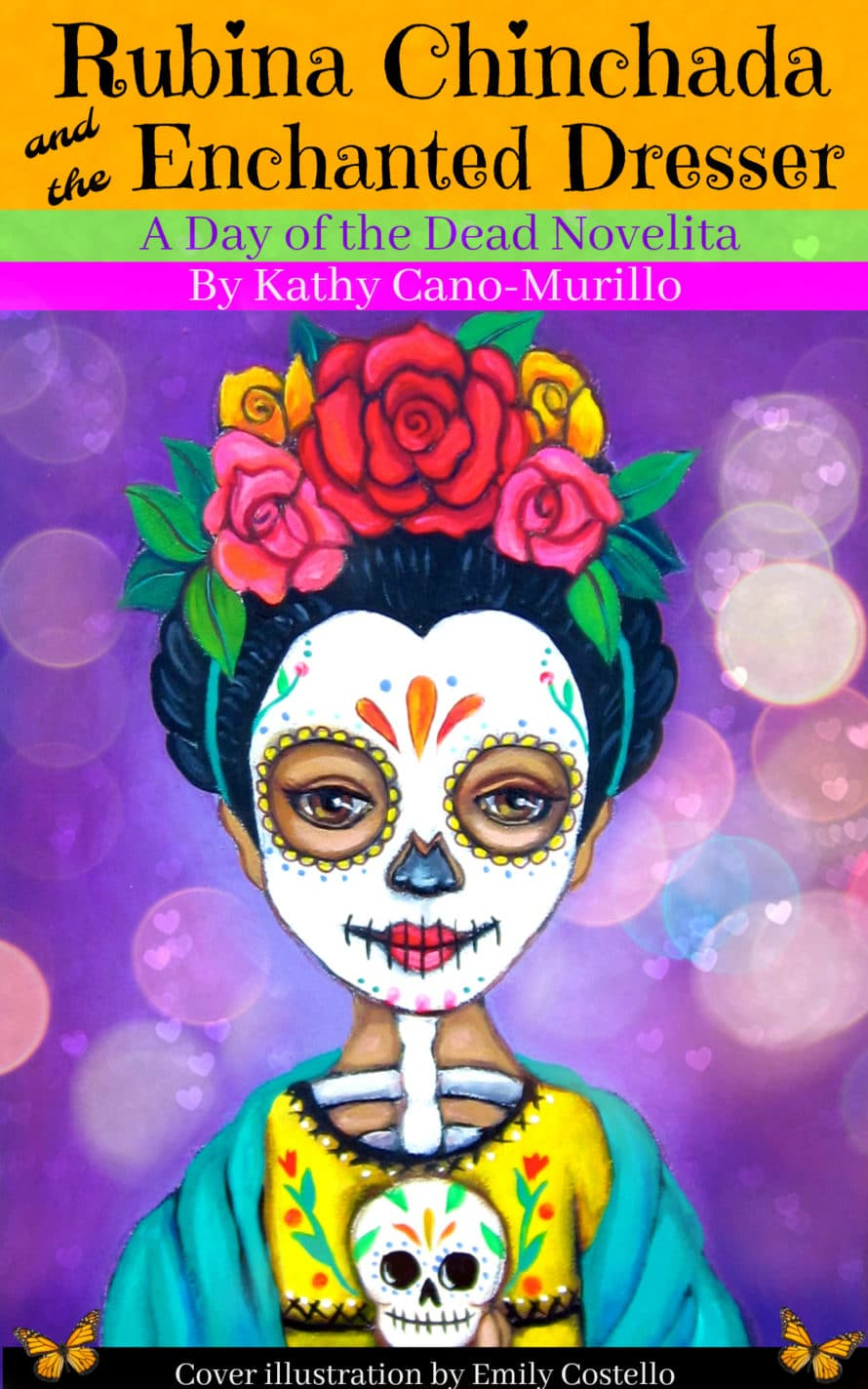 a Day of the Dead short story! #craftychica #diadelosmuertos #latinafiction
