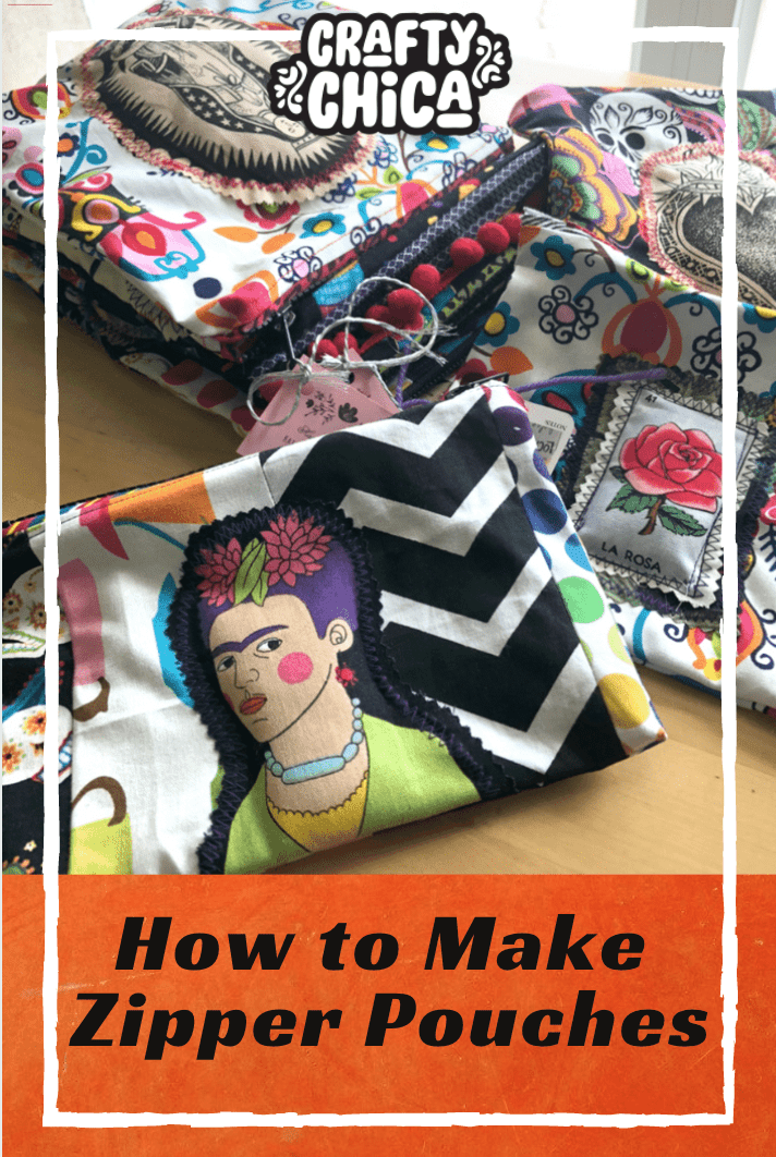 How to make ziplock pouches on CraftyChica.com