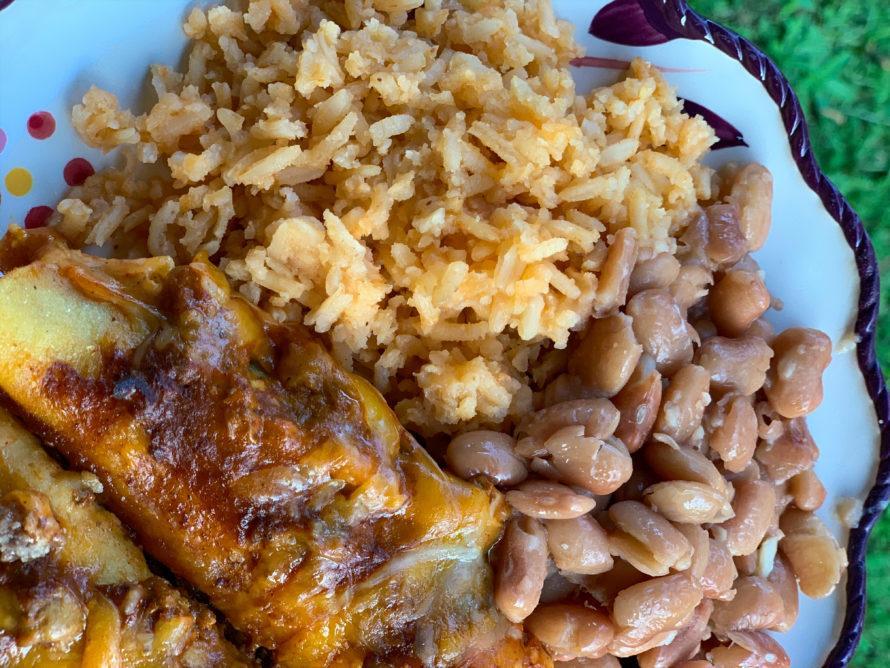 tex-mex-enchiladas #craftychica #recipes