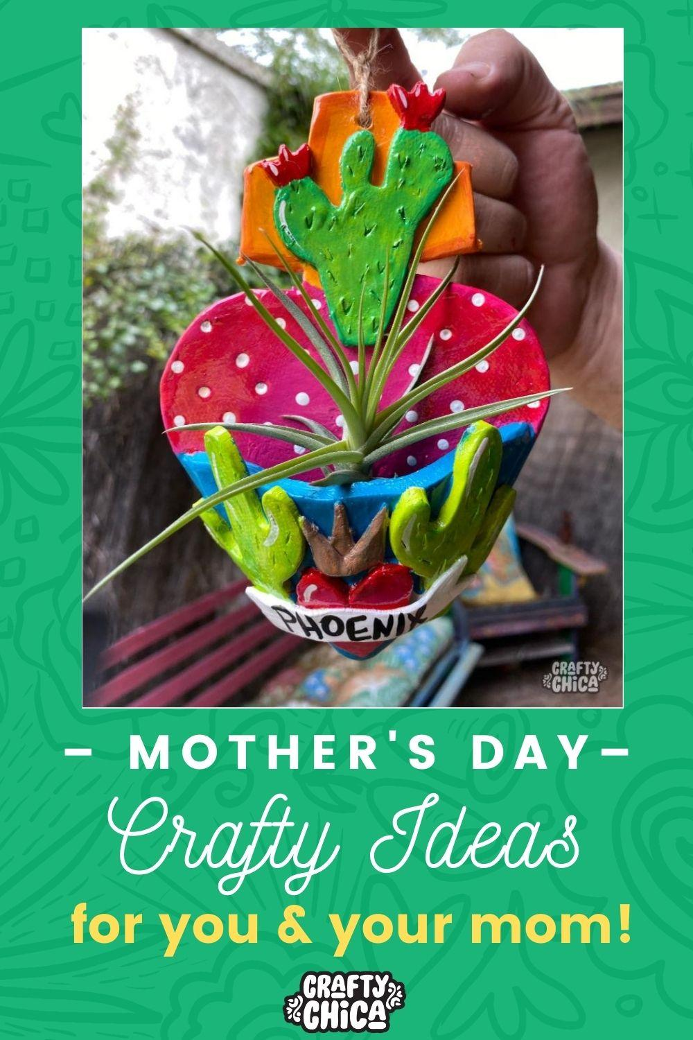 Crafts to make with your mom