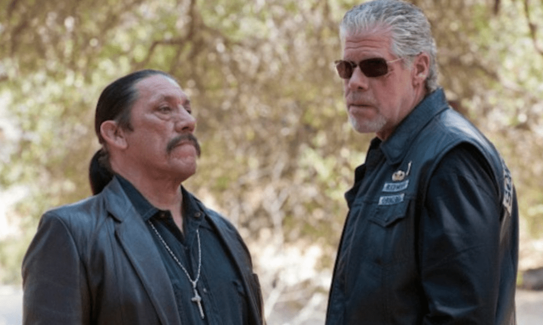 Danny Trejo in Sons of Anarchy on Craftychica.com photo credit Popculture.com