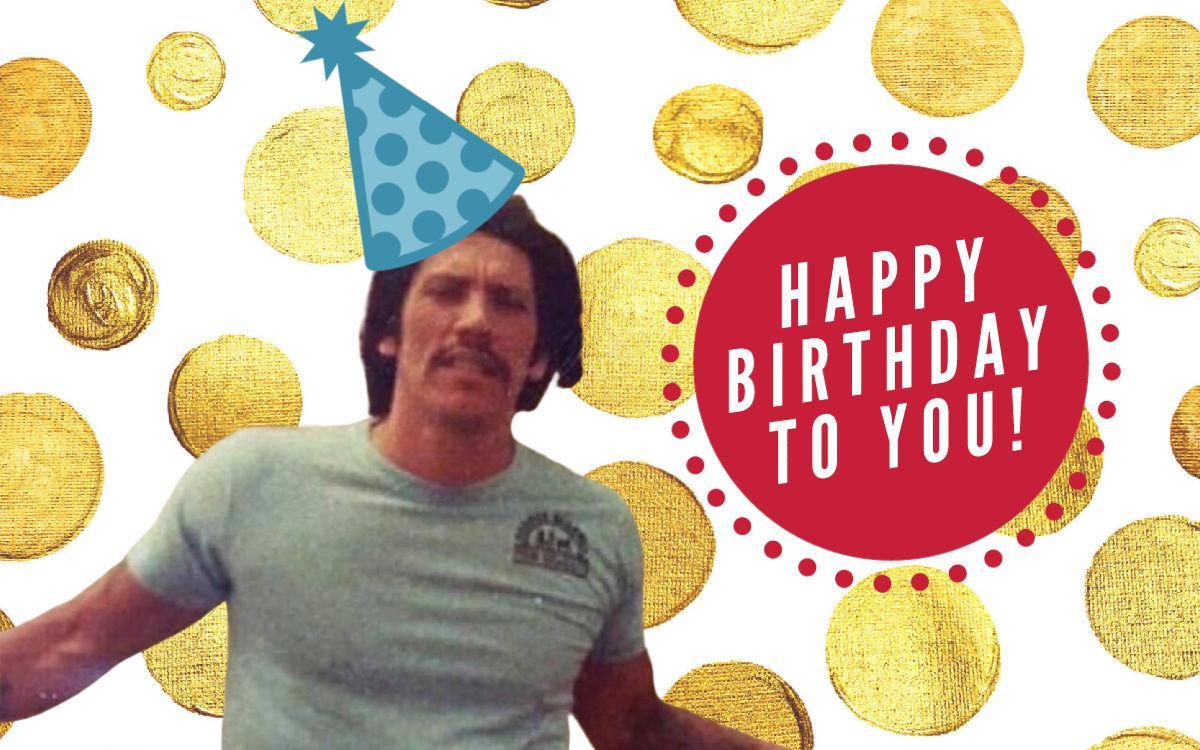 Happy birthday to Danny Trejo!