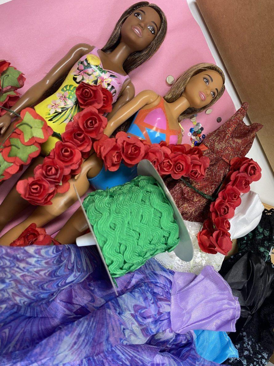 Muertos Barbie class