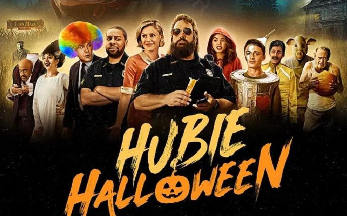 3 reasons to watch Hubie Halloweem, plus other fun movies! #craftychica #halloweenmovies