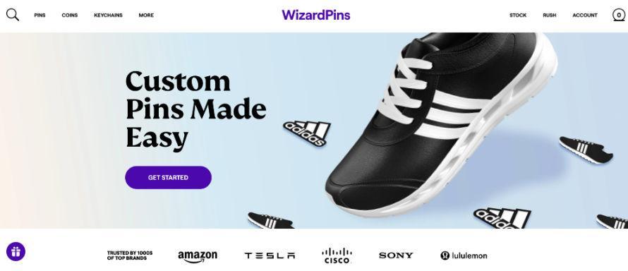 wizard-pins-website