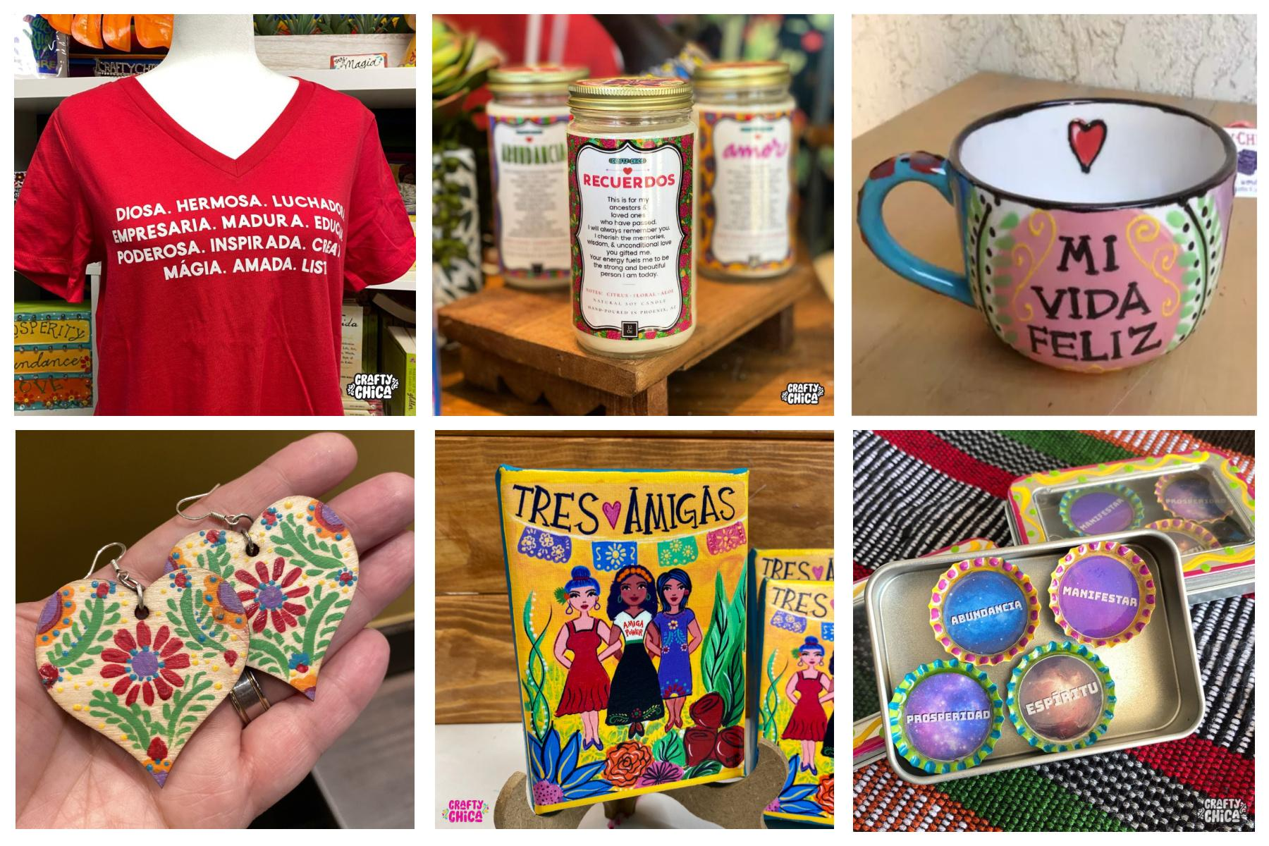crafty chica store