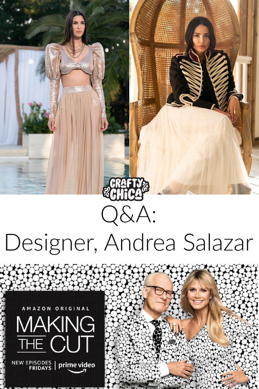 Making the Cut Andrea Salazar